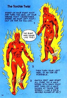 THE BRONZE AGE OF WORKING OUT Visions Of The Mighty Marvel Comics Strength And Fitness Book Circa 1976 The Torchie Twist