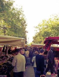 Paris Market by chez loulou, via Flickr