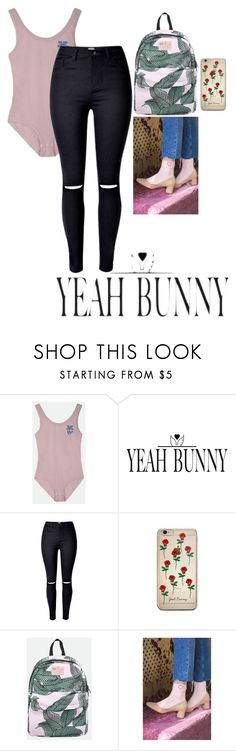 """Untitled #211"" by rowanstella-1 ❤ liked on Polyvore featuring Yeah Bunny"