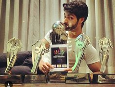 mChamp Frooti BCL Best Player of the Series !