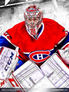 Carey Price, Montreal Canadiens Hockey Memes, Hockey Logos, Hockey Goalie, Hockey Players, Ice Hockey, Hockey Pictures, Guy Pictures, Montreal Canadiens, Montreal Hockey