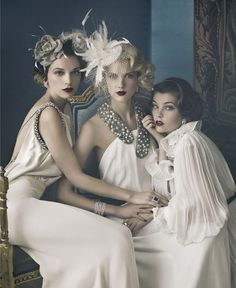 Splenderosa: The Great Gatsby.  Don't You Wish We Could Dress Like This One More Time?