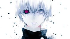 If only when fellow girls cry their mascara runs like kaneki's tears... if only... ~MD