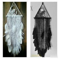 Lumos y Nox con cristales curativos - Dreamcatcher - Colector ideal - decoración de Harry Potter - regalos para adolescentes - boho - bohochic - bohemio
