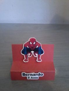 kit personalizados homem aranha lembrancinhas