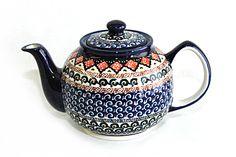 Blue Horizon Teapot