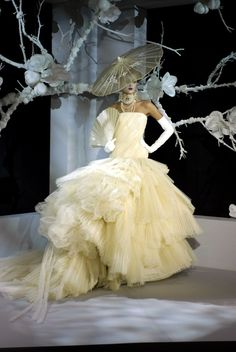 Christian Dior Haute Couture Spring 2007
