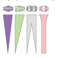 GIRL CAMP CRAFT  DIY Paper bead templates-or polymer