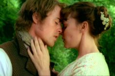 """""""Under the Greenwood Tree"""" - Lovely story, and Keely Hawes is great in it. Though it's hard to forgive Thomas Hardy for Jude the Obscure, this is a far, far less heart-wrenching tale. Kiss And Romance, Romance Movies, Thomas Hardy Novels, Period Piece Movies, Bbc, Catherine Cookson, Jude The Obscure, Movie Couples, Romantic Couples"""