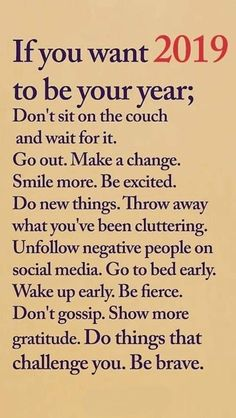 Motivation New Year Quotes Inspiration 2019 für Freunde, Familie . The Words, Nouvel An Citation, Quotes To Live By, Love Quotes, Inspiring Quotes, Quotes Quotes, New Year Inspirational Quotes, Happy New Year Quotes Inspiration, Inspiration Quotes