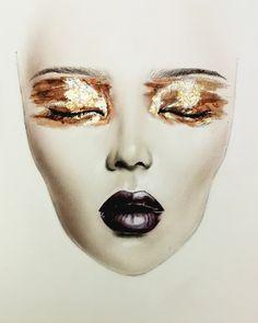 Makeup Charts, Makeup Forever, Master Class, Halloween Face Makeup, Make Up, Instagram, Makeup, Maquiagem