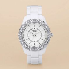 I just bought this watch and I love love love it!