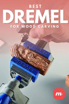 Best Dremel Tool, Dremel Tool Projects, Dremel Drill, Cool Woodworking Projects, Learn Woodworking, Wood Projects, Dremel Wood Carving, Wood Carving Art, Wood Carvings