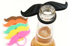 Mustach Tags! Summer, I thought of you when I saw this. lol