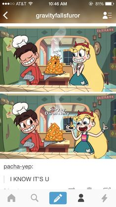 Star vs the Forces