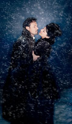 Eugene Onegin -Mariusz Kwiecien as Eugene Onegin and Anna Ne