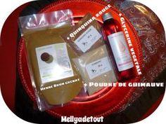 ~ J'ai testé le henné Brun-Grenat d'AROMA-ZONE ~ • Hellocoton.fr