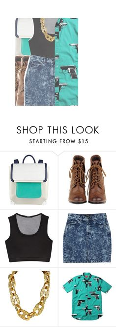 """""""""""How Did You Get Here? Biitch I Caught The Bus..Nobodyy Spose To Be Here...Biitch I Came To F.uckk...^"""" by xxinfinitexx ❤ liked on Polyvore featuring ALDO, Forever 21, Monki and Gucci"""