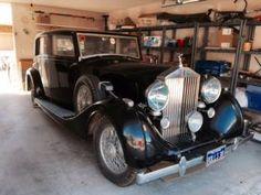 1938 Rolls-Royce 20/25