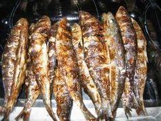 Marinierte Sardinen vom Grill - Rezept