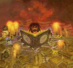 BBC Arts - BBC Arts - Fantastic Pratchett: Illustrating Discworld