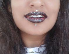 galaxy lip Art