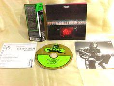 CD/Japan- ROBERTO CIOTTI Bluesman w/OBI RARE mini-LP w/GATEFOLD COVER POCE-1190 #BluesRock