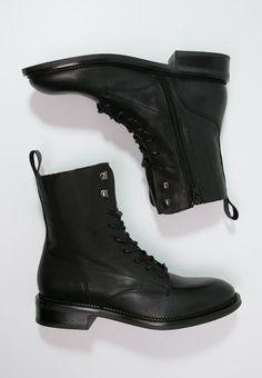 ad541d428cf Chaussures Zign Bottines à lacets - black noir  109