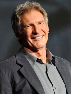 """WYOMING: HARRISON FORD  The Indiana Jones actor was born in Chicago and raised in a nearby suburb, but he now calls Jackson Hole his home, where he owns an 800-acre ranch. """"I love the land, the fact that it's undisturbed,"""" he said."""