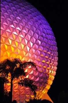 Epcot at Walt Disney World Resort. More #Disney: http://tandl.me/XnNxm9