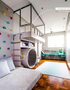 20 Fantastic Kids Playroom Design Ideas – Modern Home