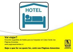 Vai viajar? Encontre sugestões de hotéis para se hospedar em Cabo Verde nas Páginas Amarelas  www.paginasamarelas.cv