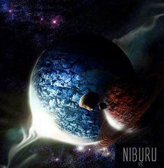 Planeta X Nibiru Possivelmente Encontrado em Infravermelho, se Aproximando