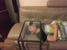 Dieses Kind, das Bequemlichkeit zu schätzen weiß. | Einfach nur 17 Leute, die wirklich verdammt clever sind