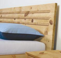 DIY Massivholz Bett Selber Bauen | Bedroom Ideas | Pinterest | Bed Frames,  Bedrooms And Woods