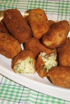Składniki ziemniaki ugotowane, 500g brokuł, 500g ser żółty, 300g jajka, 2 szt sól, pieprz mąka, bułka tarta, jajko, do panier...