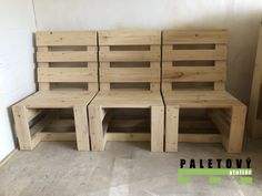 Židle z palet Stylus, Outdoor Furniture, Outdoor Decor, Bench, Home Decor, Decoration Home, Style, Room Decor, Home Interior Design