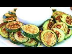 Non hai mai mangiato zucchine così buone! SECONDO di zucchine semplice e veloce! #357 - YouTube Veggie Dishes, Vegetable Recipes, Chicken Recipes, Spiral Slicer Recipes, Chicken Balls, Zucchini Slice, Dinner For Two, Zucchini Noodles, Appetizer Dips