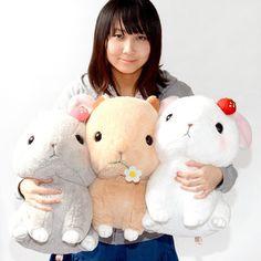 Kyun to Naki Usagi Noichigo Plushies (Big)