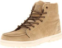 DC Men's Woodland SE Lace-Up Fashion Sneaker DC. $94.95