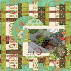 Sleeping - Scrapbook.com