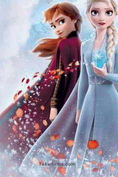 Anna e Elsa Frozen 2 <br> Frozen Disney, Princesa Disney Frozen, Frozen Movie, Frozen Elsa And Anna, Olaf Frozen, Elsa Anna, Frozen Party, Disney Disney, Disney Princess Drawings