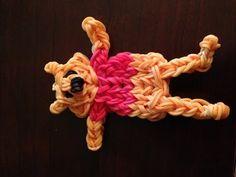 ▶ Rainbow Loom Winnie the Pooh - YouTube