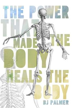 The Power that made the body can Heal the Body! Visit us to learn more: http://thegoodlifechiropractic.com
