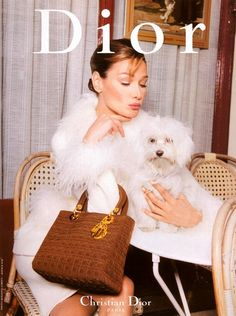 Dior, Carla Bruni, and a Poodle. They can't wait for the Poodle Peace Parade to come to town. Classy Aesthetic, Bad Girl Aesthetic, Aesthetic Vintage, Aesthetic Photo, Aesthetic Pictures, Carla Bruni, Mode Collage, Aesthetic Collage, Bedroom Wall Collage