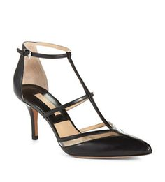 MICHAEL KORS Sahar T-Strap Heels #classy #heels #pointtoepumps