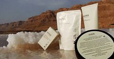 Salt is one of the Earth's most powerful elements. Discover why Dead Sea salt is globally known for its moisturizing and skin nourishing properties and how your skin can benefit. Mineral Salt, Dead Sea Minerals, Dead Sea Salt, Face And Body, Body Care, Spotlight, Bath And Body