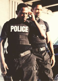"""Martin Lawrence/Will Smith in """"Bad Boys"""" . Bad Boys Movie, Bad Boys 1995, Dance Movies, 90s Movies, Will Smith Movies, Urban Movies, Martin Lawrence, Scary Stories To Tell, Black Actors"""