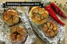 What is aluminum foil? and how is it made?  A little investigation has brought to light the answers and insight.