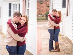colonial williamsburg engagement session | audrey rose photography